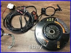 00 Mercury 20 25 HP 2 Stroke Outboard Engine Electric Start Kit Freshwater MN