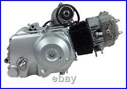 110cc 4-stroke Engine Auto Electric Start ATVs GO Karts 1P52FMH KIT Carb CDI