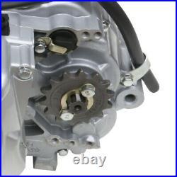 125cc 3+1 Semi Auto Engine Motor Kit Reverse Electric ATV Quad Bike Go Kart Cart