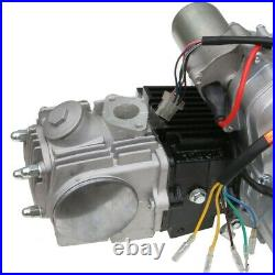 125cc Semi Auto Engine Motor Kit Reverse 3+1 Go Kart ATV Quad Taotao ATC70 110