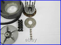 1968-1984 Complete 3 Or 5-Stud Electric Start Primary Belt Drive Kit With Belt I