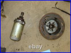 1987 87 88 89 86 85 YAMAHA PHAZER DELUXE pz485 electric starter motor kit start
