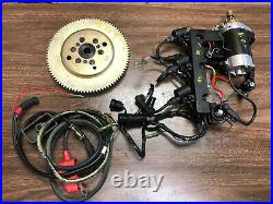 1993 Yamaha 40 50 HP 2 Stroke Outboard Engine Electric Start Kit Freshwater MN
