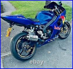 2003 GSXR1000 K3 With REDBULL FAIRING KIT