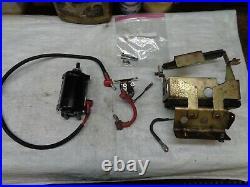 2006-2010 polaris IQ FS FST touring 4 stroke only electric start kit 1015024