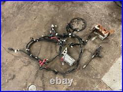 2010-2014 Polaris Rush switchback RMK 600 800 electric start kit starter Indy 12