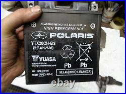 2017-2022 Polaris Axys Rush RMK Indy XCR Switchback electric start kit 1022248