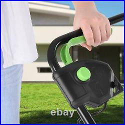 40V Cordless Brushless Lawn Mower Kit 2Battery Powered Rotary Electric Lawnmower
