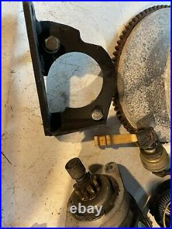 95 Polaris Indy Trail Electric Start Kit clutch starter Ring Gear wire Harness