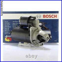 BOSCH Starter Anlasser Startanlage 0 001 107 540