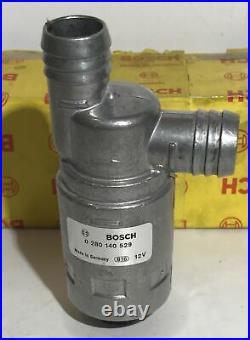 Bosch 0280140529 Leerlaufregelventil Leerlaufregler compressor governor