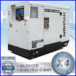 Diesel Generator ELECTRIC START 5.2kw 6.5kVA Standby Backup & Service Kits