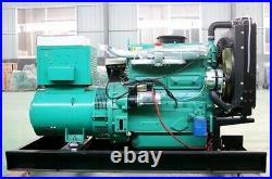 Diesel Generator Military Power 30KW Engine Alternator House Power Outage Kit