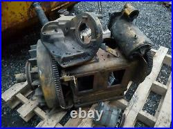 Dumper, Stationary Engine, Lister, Petter Ph Series Electric Start Kit