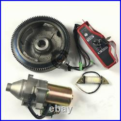 Electric Start Rebuild Kit for Honda 173F/177F/GX240/GX270 89HP engine
