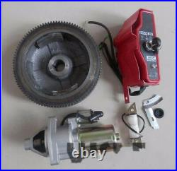 Electrical Start Rebuild Kit for for Honda 188F/GX390 Gas Engines