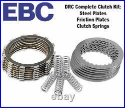 FITS YAMAHA XT 600 E (Electric Start Only) 90-03 EBC Complete Clutch Kit DRC088