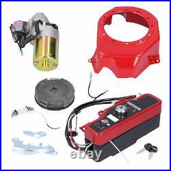 Gasoline Engine Parts Electric Freewheel Key Box Motor Charging Coil Start Kits