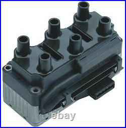 HELLA 5DA 358 057-091 Ignition Coil for FORD, MERCEDES-BENZ, VW