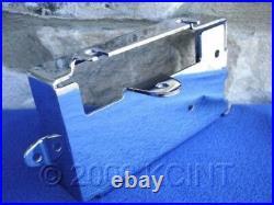 Harley Electric Start Fx Shovelhead Battery Tray Kit 1973-86 Repl Oe # 66191-73