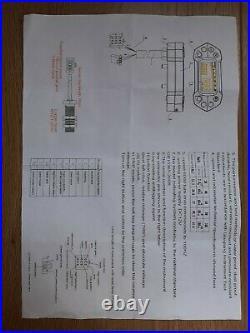 Legal MX Enduro Light Speedo Ignition Indicators Horn Loom Kit (Electric Start)