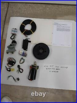 Merc Outboard Electric Start Kit 4 Stroke