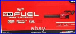 Milwaukee 2724-21HD M18 FUEL Blower Kit BRAND NEW