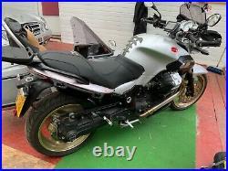 Moto Guzzi V12 sidecar outfit
