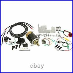 New Electric Engine Start Kit for Nissan & Touatsu 25, 30 Outboard, Mercury 30HP