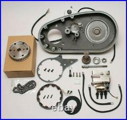 Norton Commando Electric Start Kit by Alton For All Commandos 1969-1974