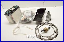 OEM Arctic Cat 0639-241 Battery Solenoid & Cables Electric Start Kit NOS