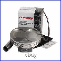 Piston Kit For 2007 Honda TRX450ER Electric Start ATV Wiseco 4899M09600