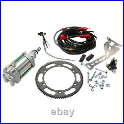 SPI Electric Start Kit many 2014-17 Arctic Cat 600 M6000 ZR6000 XF6000 SEE NOTES