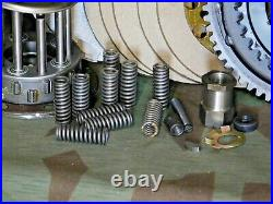 Shovelhead Complete Clutch Kit With 5 Stud Hub. Electric Start, 70 and Later