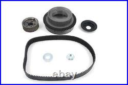 USA MADE! Closed Primary Primo Belt Drive Kit, FL 1965-1984 electric start