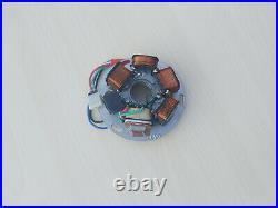 Vespa 12v Electronic Ignition Kit Electric Start Battery LML Px