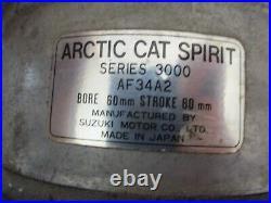 Vintage 80 Arctic Cat Jag 3000 F/C Snowmobile Electric Start Kit Clutch Starter